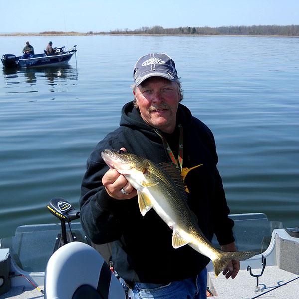 Current fishing report professional for Lake winnibigoshish fishing report