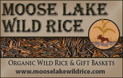 Moose Lake Wild Rice.com